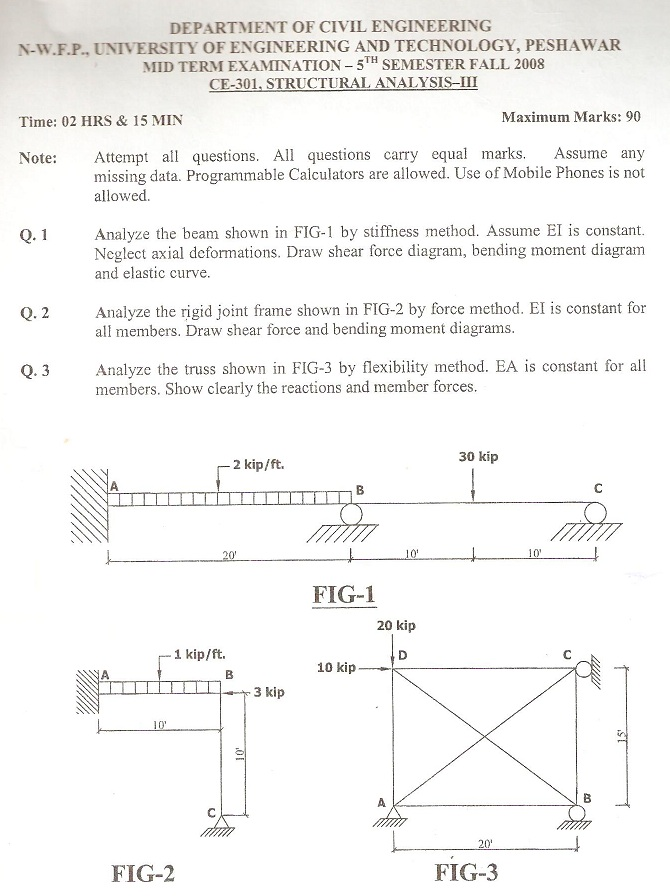 lowes a structural analysis essay American journal of engineering research (ajer) 2013 recent advances in structural engineering, rase2013 page 3 large number of elements are required in the thickness direction, while for the layerwise finite element analysis.
