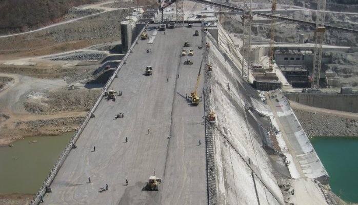 Mass Concrete For Dams What Is Mass Concrete Problems