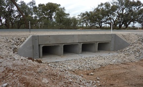 design construction of culverts types of culvets