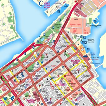 GeoInformatics - City Mapping