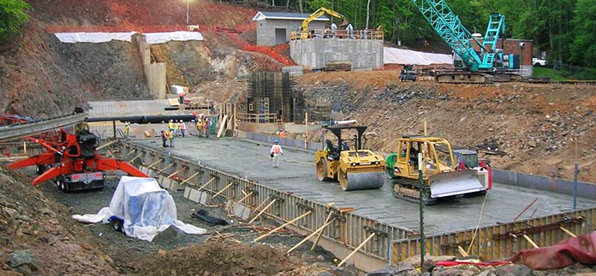 Roller Compacted Concrete Equipment : Roller compacted concrete definition advantages and