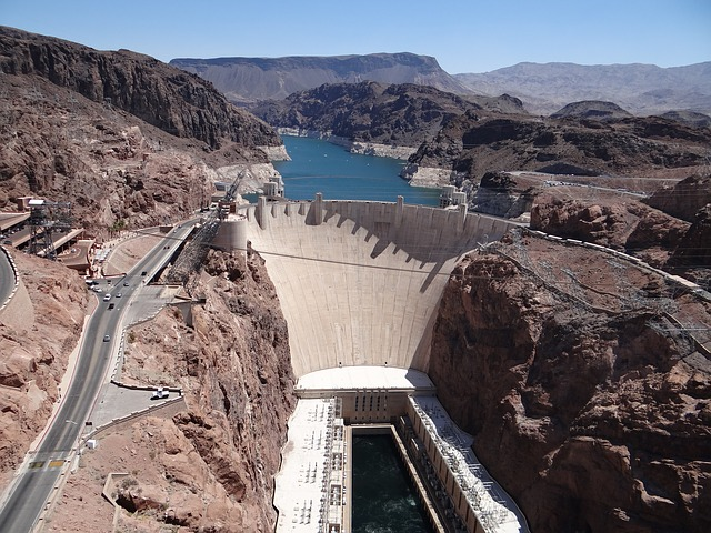 Hoover Dam Arizona, Nevada