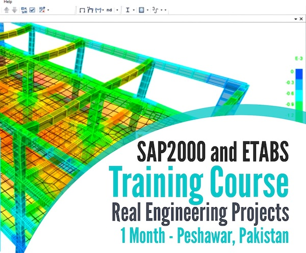 SAP2000 Etabs Training Course