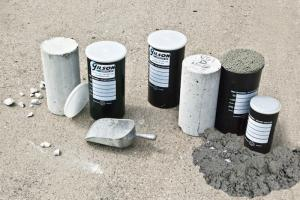 Concrete Sample Preparation