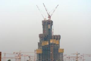 Design and Construction of Burj Khalifa