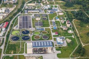 Municipal Wastewater Treatment Plant