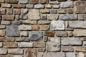 Construction of a Stone Wall