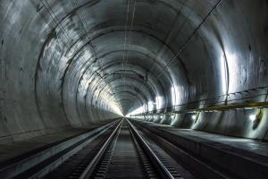 Gotthard Base Rail Tunnel