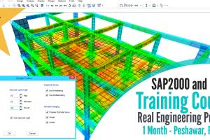 SAP 2000 and ETABS Training Course on Realworld Civil
